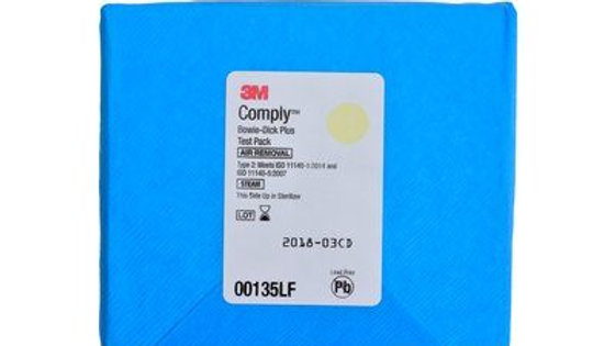 3M™ Comply™ Bowie-Dick Plus Test Pack 00135LF