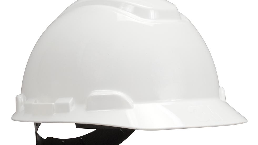 3M™ Hard Hat H-701P, White 4-Point Pinlock Suspension, 20 EA/Case