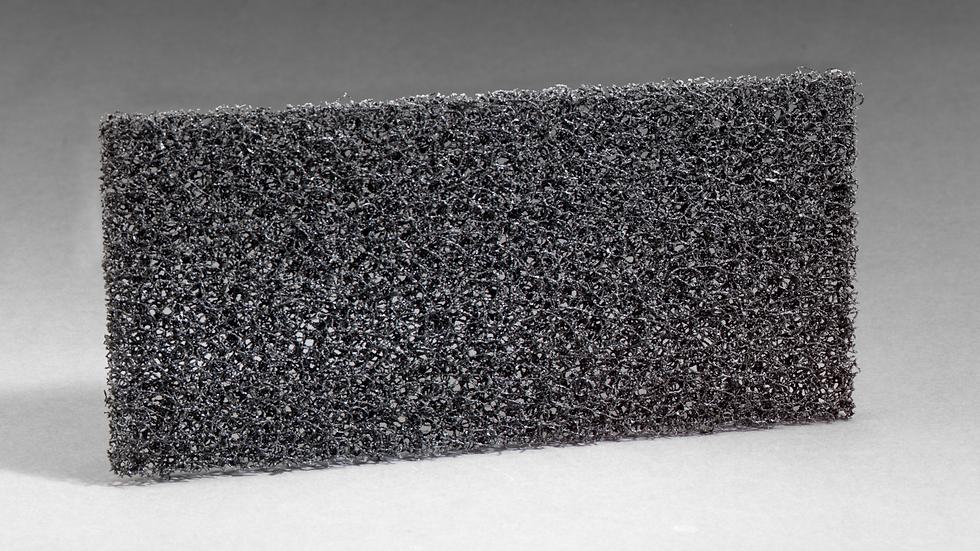 3M™ Doodlebug™ Hi Pro Utility Pad 8550, 4-5/8 in x 10 in, Black