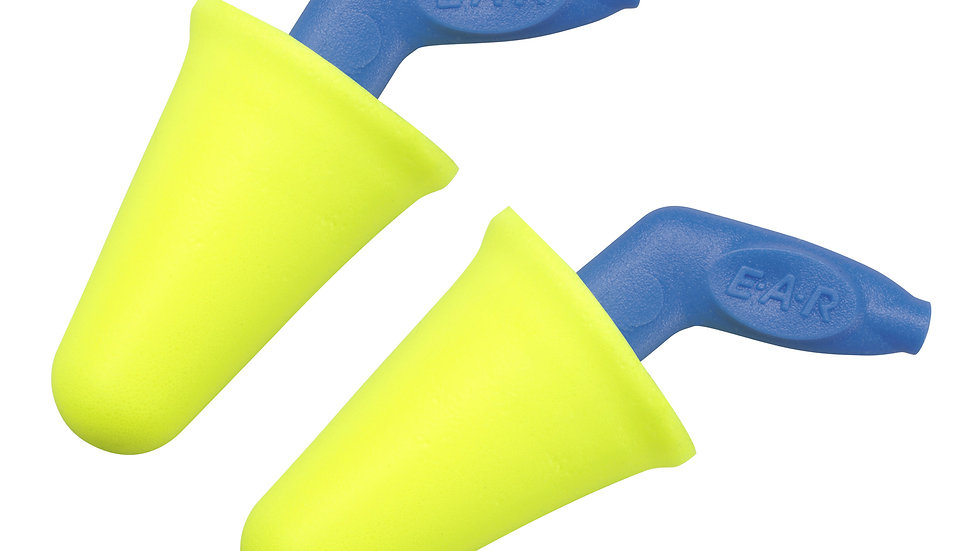 3M E-A-R™ Push-Ins™ SofTouch™ Earplugs 318-4000, Uncorded, Poly Bag