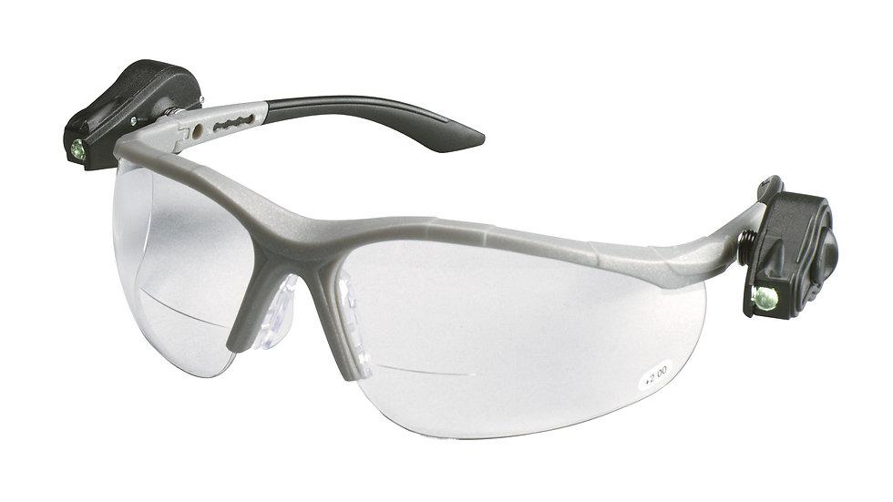 3M™ Light Vision™ 2 Protective Eyewear 11478-00000-10 Clear Anti-Fog Lens