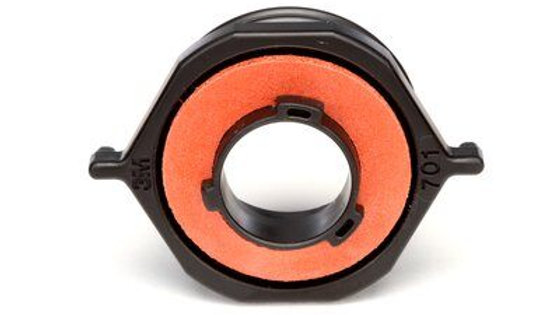 3M™ Cartridge/Filter Adapter 701, 20 EA/Case