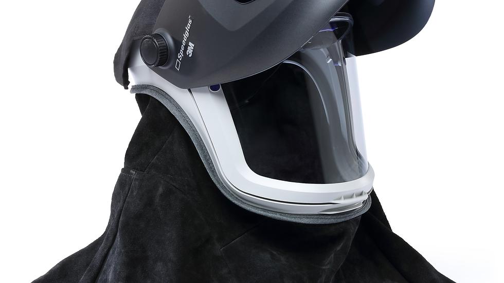 3M™ Versaflo™ RespM-Series Helmet Assemb Leather Shroud, Flame Resist