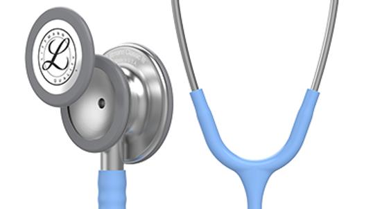 3M™ Littmann® Classic III™ Monitoring Stethoscope, Ceil Blue Tube, 27 inch 5630