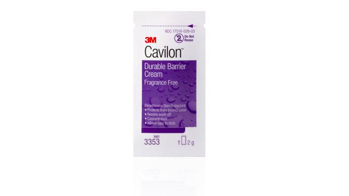 3M™ Cavilon™ Durable Barrier Cream Fragrance Free 3353, 240 EA/Case