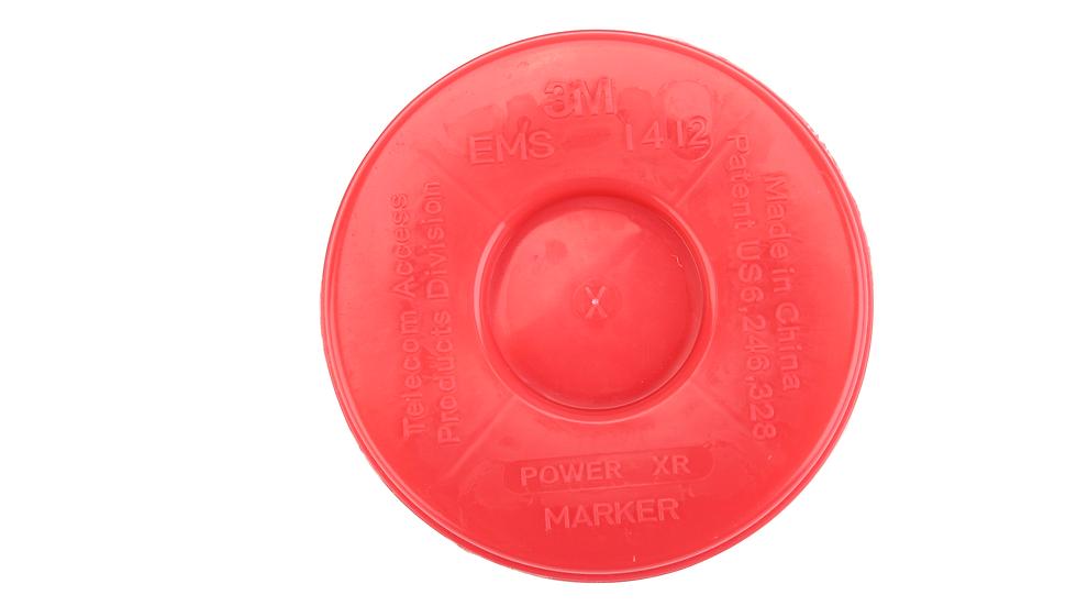 3M™ Disk Marker 1414-XR, 5 ft Range, Wastewater