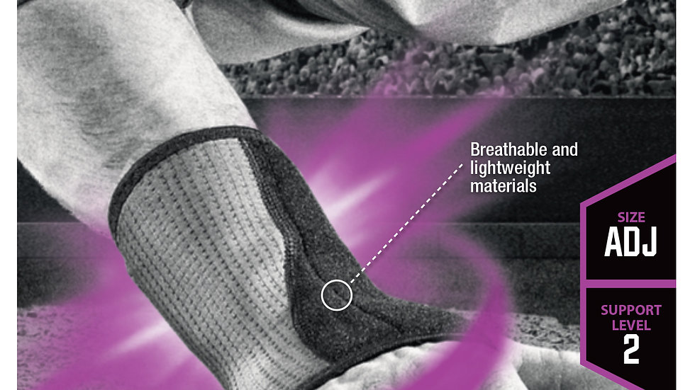 ACE™ Reversible Splint Wrist Brace, 905006, Adjustable
