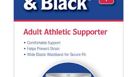 Bauer & Black™ A3 Adult Supporter 202549, Medium