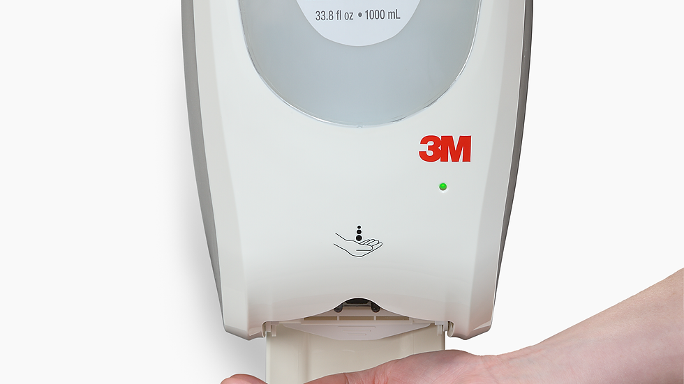 3M™ Avagard™ Universal Hands-Free Wall Dispenser 9240