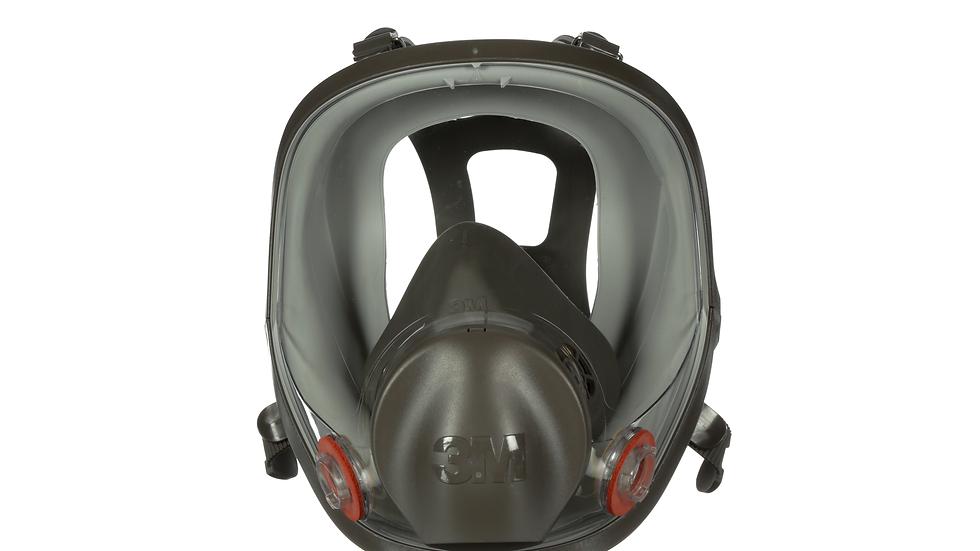 3M™ Full Facepiece Reusable Respirator 6800 Medium 4 EA/Case