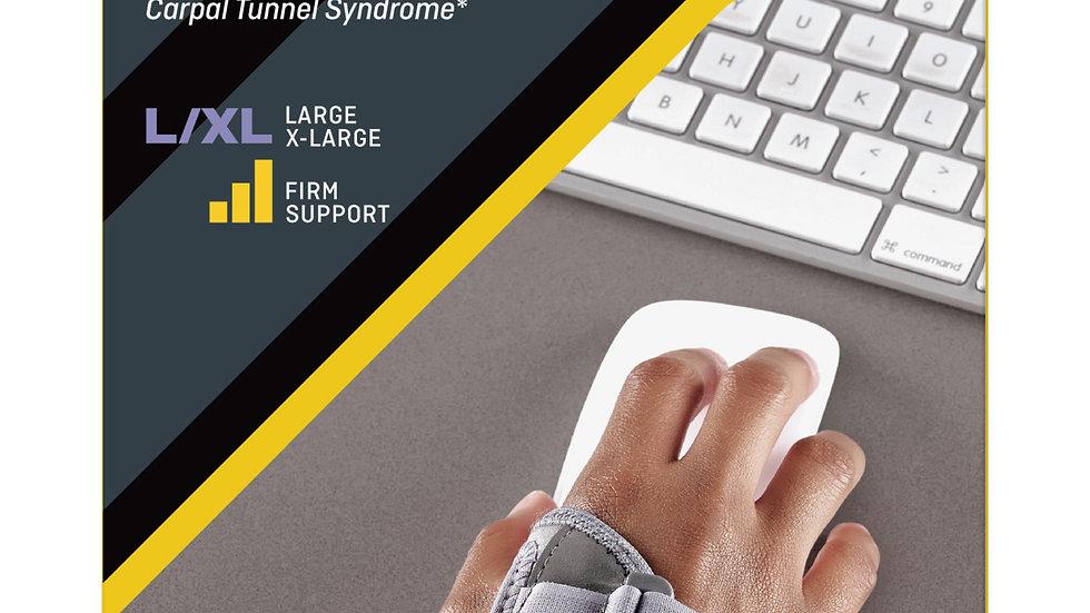 FUTURO™ Deluxe Wrist Stabilizer Right Hand, 09137ENT, L/XL