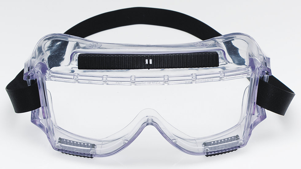 3M™ Centurion™ Safety Splash Goggle 454, 40304-00000-10 Clear Lens 10