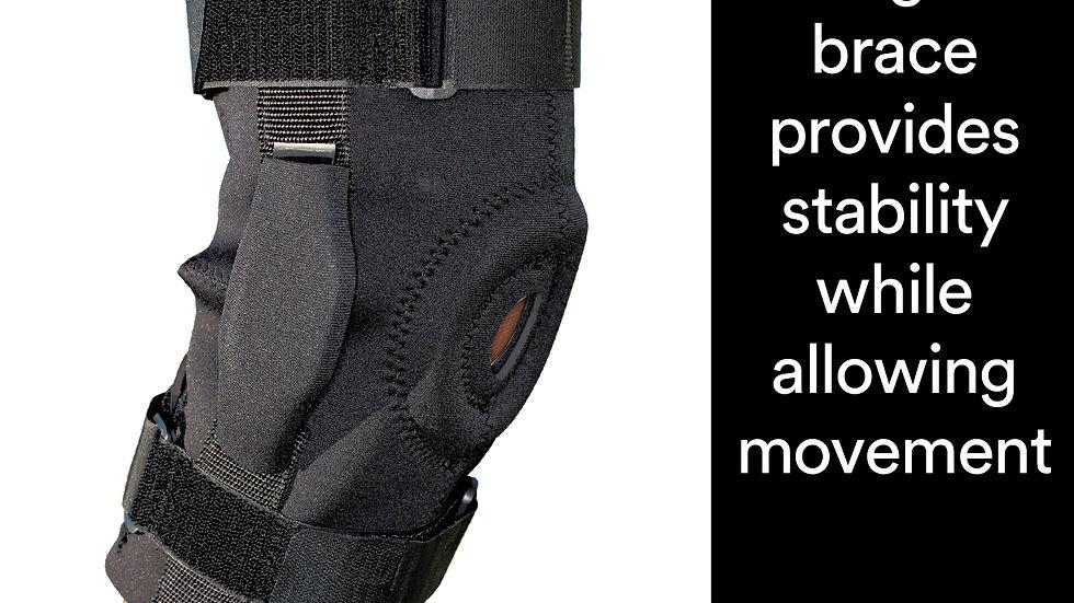ACE™ Hinged Knee Brace 209600, One Size Adjustable