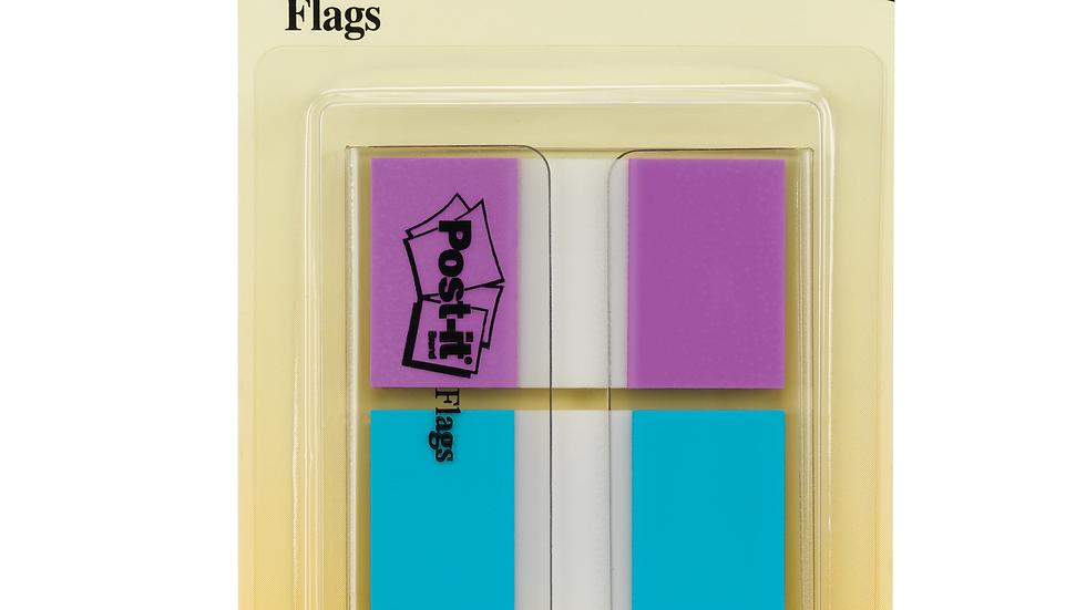 Post-it® Flags 680-PBG, .94 in. x 1.7 in. (23.8 mm x 43.2 mm)