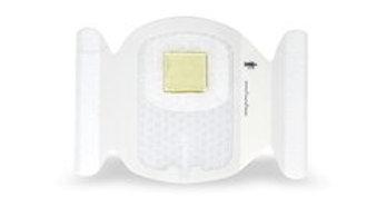 3M™ Tegaderm™ CHG Chlorhexidine Gluconate I.V. Securement Dressing 1660NS