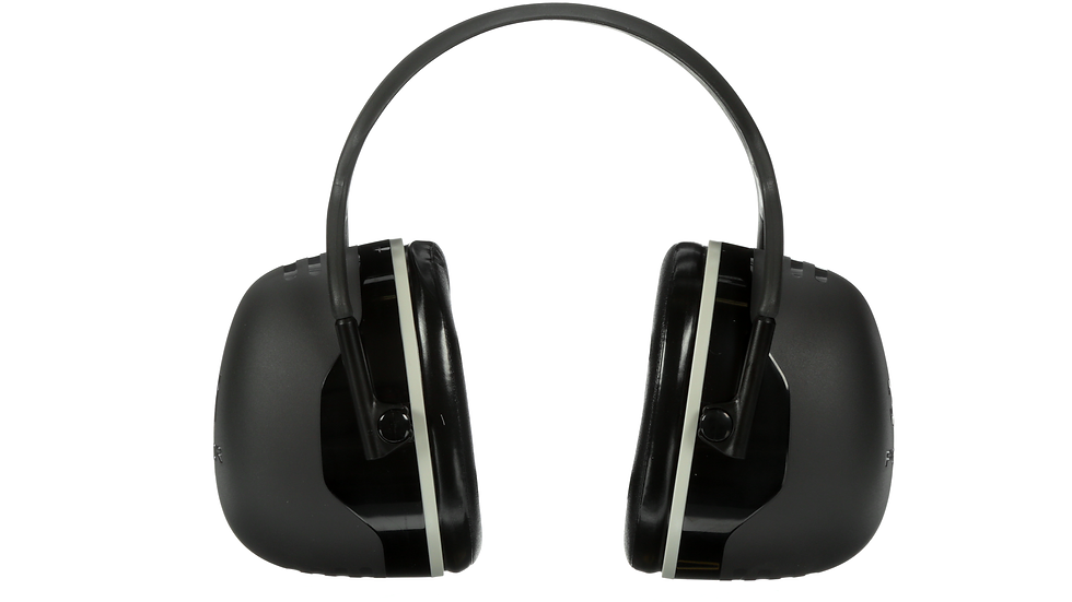 3M™ PELTOR™ X5 Earmuffs X5A/37274(AAD), Over-the-Head, 10 EA/Case
