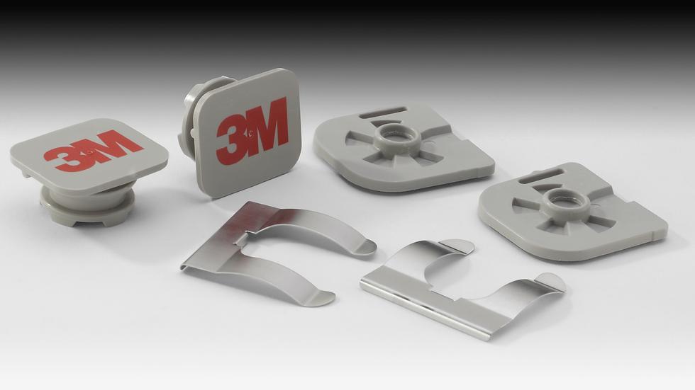 3M™ Versaflo™ Replacement Visor Pivot Kit M-960, 1 Pair EA/Case