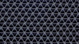 3M™ Nomad™ Z-Web Medium Traffic Scraper Matting 6250, Gray, 3 ft x 5 ft, 1/Case