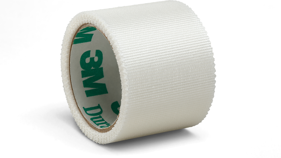 3M™ Durapore™ Surgical Tape, single-patient use roll 1538S-1