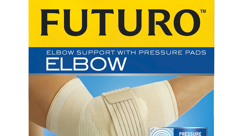 FUTURO™ Elbow Support with Pressure Pads, 47862EN, Medium
