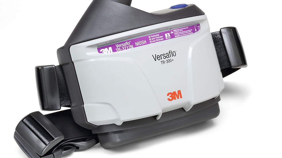 3M™ Versaflo™ PAPR Assembly TR-304N+, with Easy Clean Belt and Economy Battery