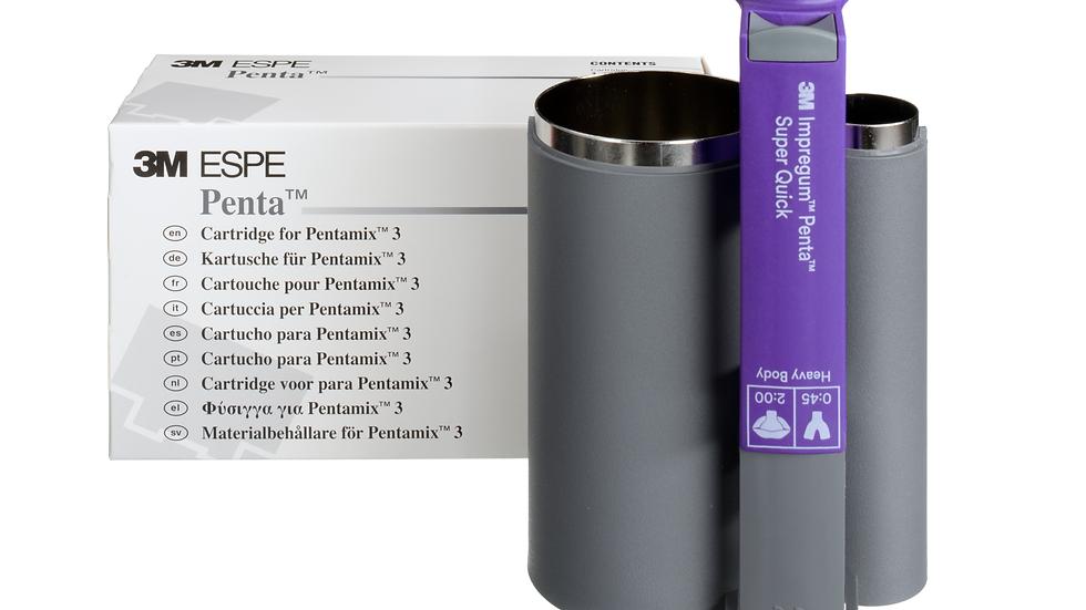 3M™ Impregum™ Penta™ Super Quick - Heavy Body Cartridge for Pentamix 3, 69401