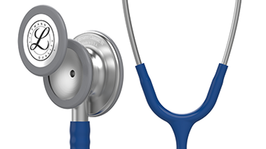 3M™ Littmann® Classic III™ Monitoring Stethoscope, Navy Blue Tube 27 inch, 5622