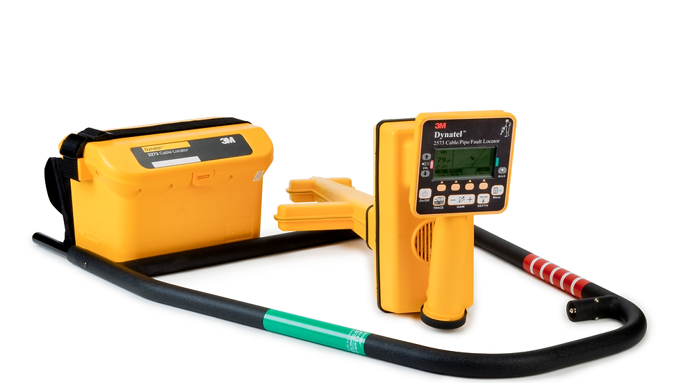 3M™ Dynatel™ Pipe/Cable/Fault and Marker Locator 2573-iD/U12