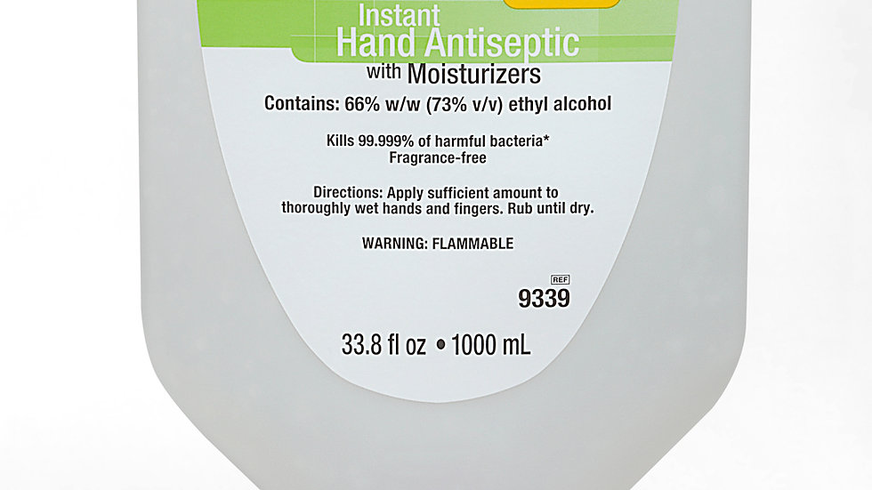 3M™ Avagard™ Gel Instant Hand Antiseptic with Moisturizers