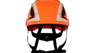 3M™ SecureFit™ Safety Helmet, X5007VX-ANSI,  Orange, vented, 1Ea/Box, 4 box/CS