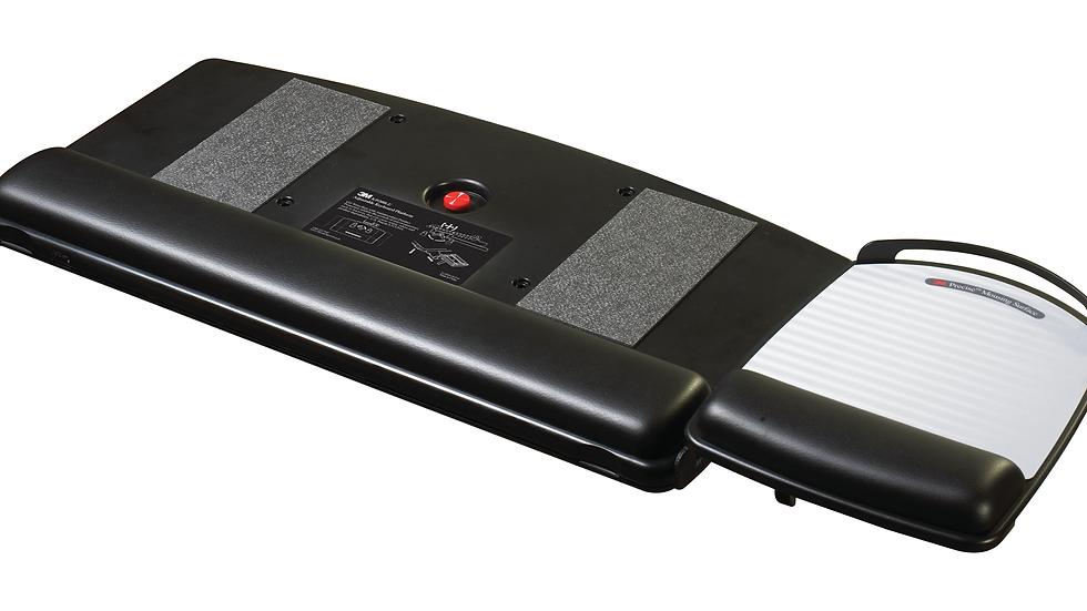 3M™ Keyboard Platform Adjustable KP200LE, 10.6 in x 26.5 in x 2.0 in