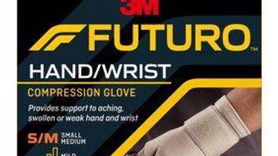 FUTURO™ Compression Glove, 09183ENR, S/M
