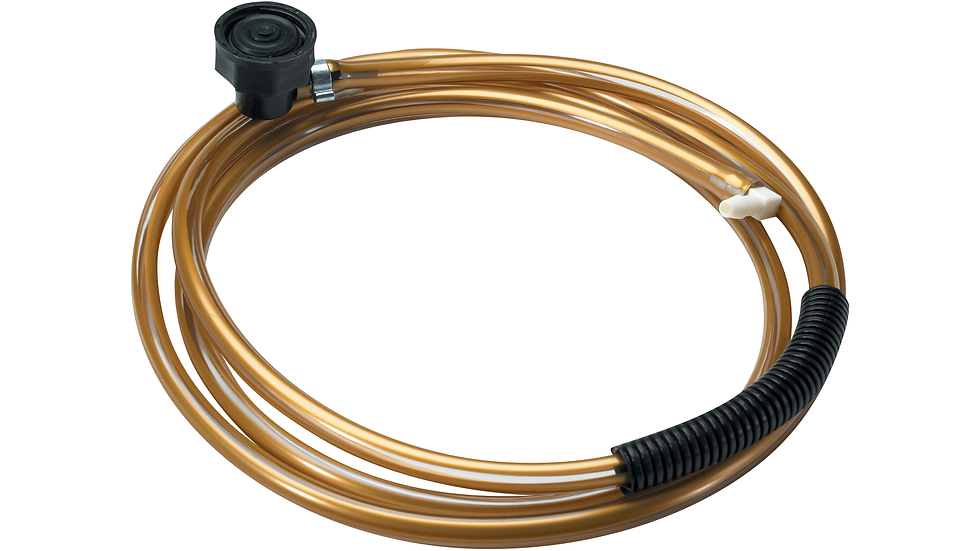 3M™ Easy Shine Replacement Supply Tubing With Quick Connect, 1/Case
