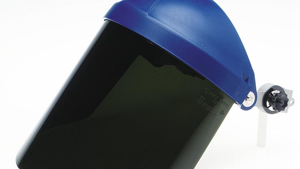 3M™ Polycarbonate Faceshield Window W96IR5, 82706-10000, Shade 5.0 10 EA/Case