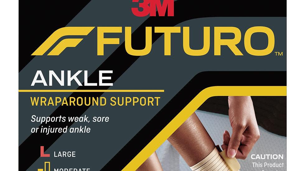 FUTURO™ Wrap Around Ankle Support, 47876EN, Large