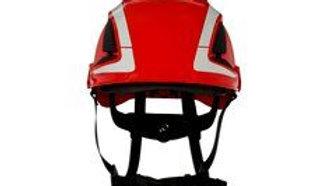 3M™ SecureFit™ Safety Helmet, X5005X-ANSI,  Red, 1Ea/Box, 4 box/CS