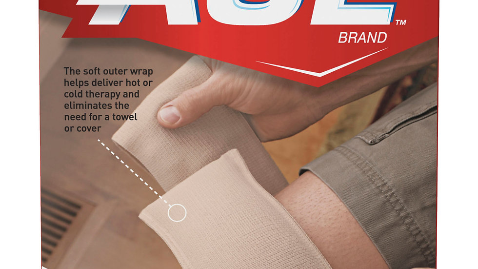 ACE™ Reusable Cold/Hot Pack with Compression Wrap 207519