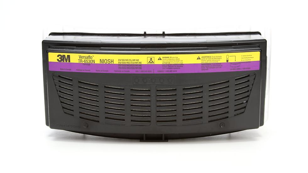 3M™ Versaflo™ Organic Vapor/Acid Gas/HEPA Cartridge TR-6530N