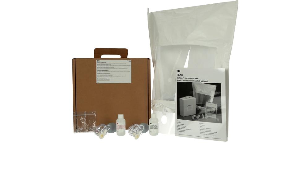 3M™ Qualitative Fit Test Apparatus FT-10, Sweet  1EA/Case
