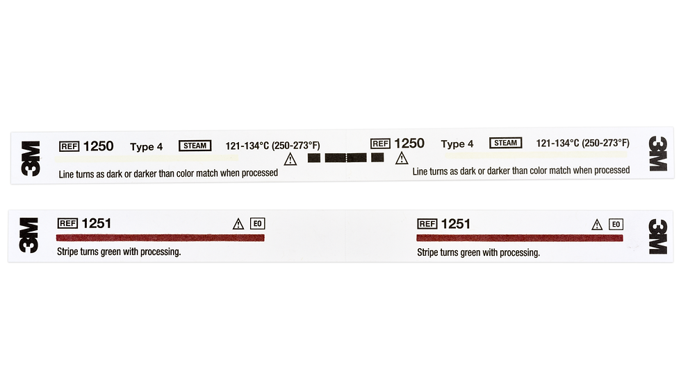3M™ Comply™ 1251 EO Chemical Indicator Strip