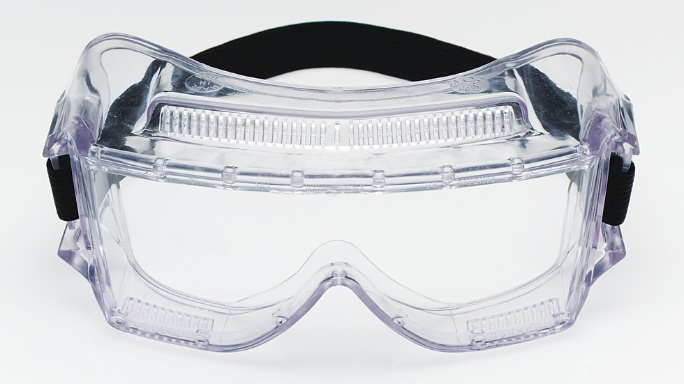 3M™ Centurion™ Safety Impact Goggle 452, 40300-00000-10 Clear Lens 10