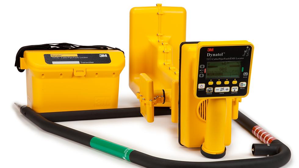 3M™ Dynatel™ 7573E-ID/CU12 Cable/Pipe/Fault/EMS Locator