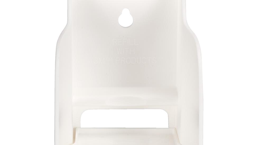 3M™ Avagard™ Wall Bracket 9246, Molded, White, 16/CS
