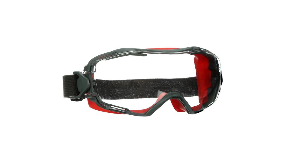 3M™ GoggleGear™ 6000 Series, GG6001SGAF-RED, Red Shroud