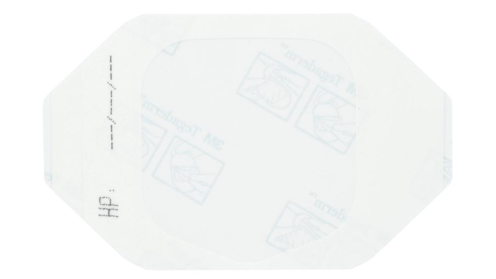 3M™ Tegaderm™ HP Transparent Film Dressing Frame Style 9534HP