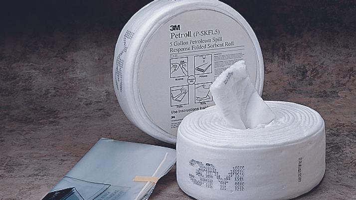 3M™ Petroleum Sorbent Spill Kit -SKFL31, 31 Gallons, 1 Each/Case