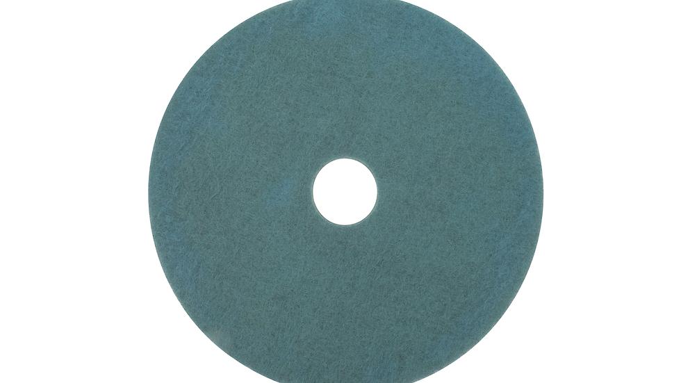 3M™ Aqua Burnish Pad 3100, 27 in, 1/4 in Center Hole, 5/Case