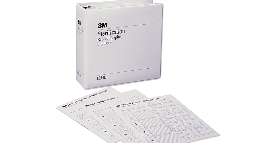 3M™ Attest™ Sterilization Record Envelopes 1254E-A