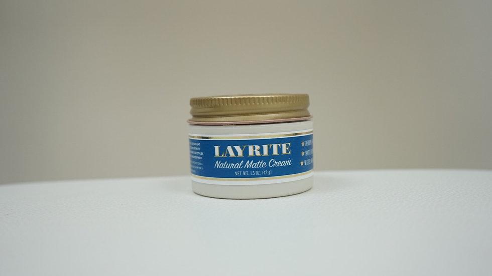 Natural Matte Cream 42g