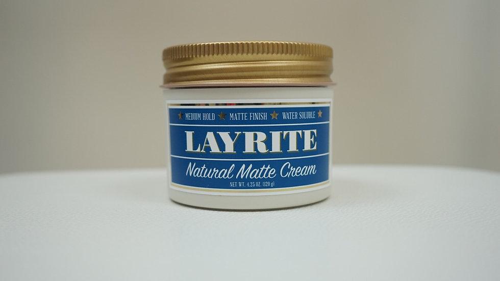 Natural Matte Cream 120g